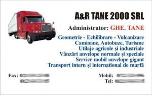 a&r tane 2000