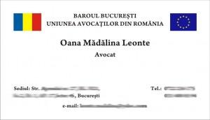 avocat oana madalina leonte