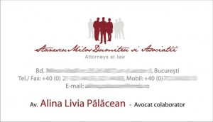 avocat alina livia palacean