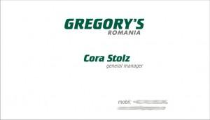 gregory's romania