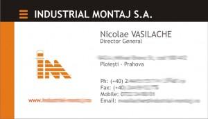 industrial montaj