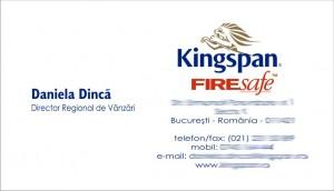 kingspan firesafe