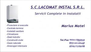 lacomat instal