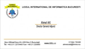 liceul international de informatica